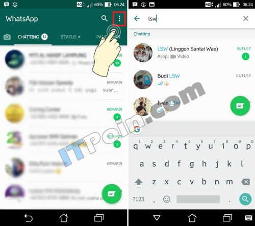 Cara Menambahkan Teman di Grup Whatsapp