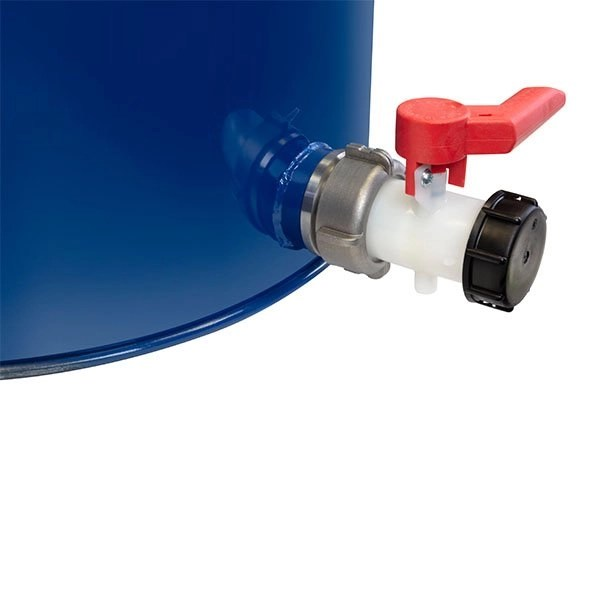 Bottom Outlet Drum