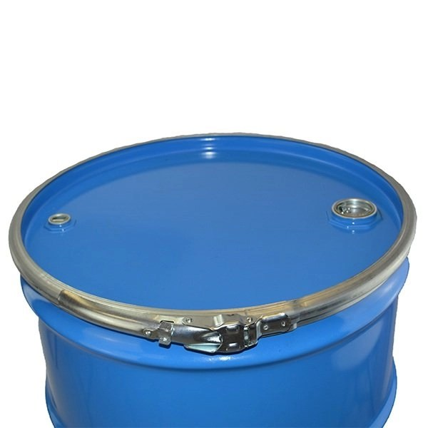 Open Top Drum with lacquered interior