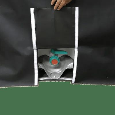 uv ibc cover flap