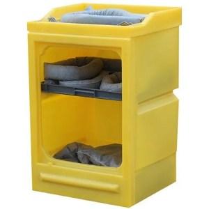 Storage Cabinet with Storage Cabinet