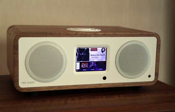 Test: TINY Audio Stereo