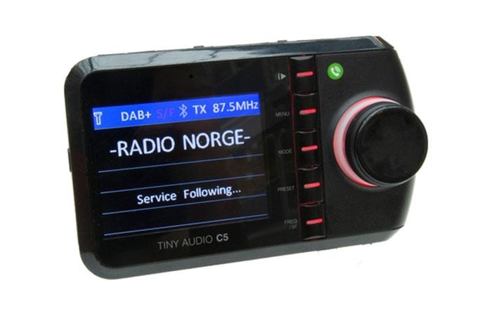 Digital Radio Norge i samarbeid med TT Micro
