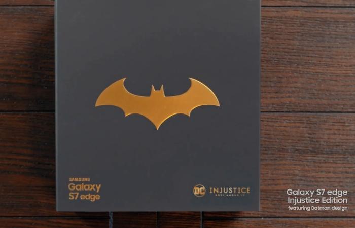 """Samsung og Warner Bros. gir deg """"Batmobilen"""" –  i lomma!"""