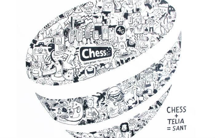 Mobilselskapet Chess legges ned