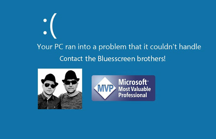 Podcast fra The Bluescreen Brothers