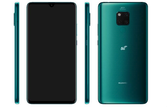 Huawei lanserer 5G-mobil i august