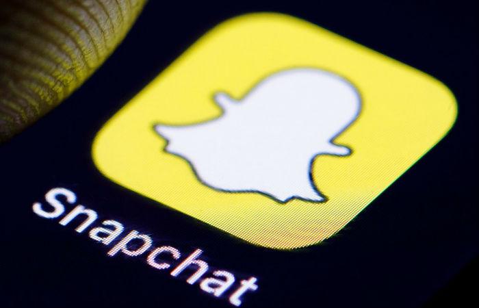 Snapchat toppet nyttårsaften