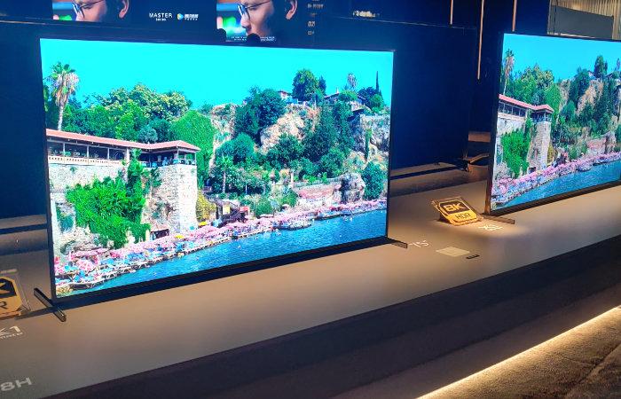 TV, romlig lyd og Vision-S
