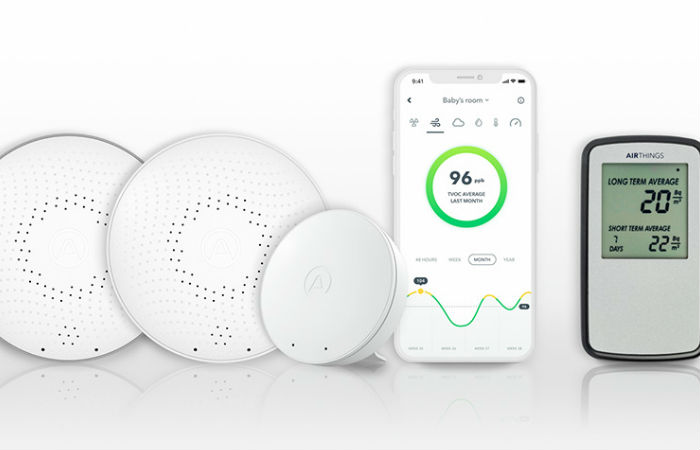 Test: Airthings Wave Plus og Wave Mini
