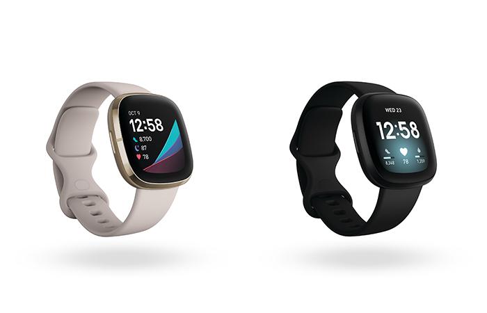 Test: Fitbit Sense og Versa 3