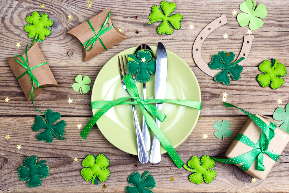 Your St. Patrick's Day Meal Plan
