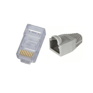 connector cat 6 with plug