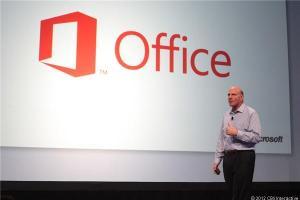 Стив Балмър Office 2013
