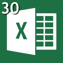 excel 30 years