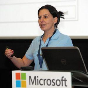 Боряна Петрова за пета поредна година с най-престижната награда на Microsoft