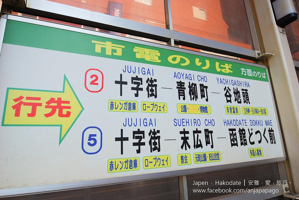 《函館自由行攻略》北海道函館二天一夜經典景點自助懶人包