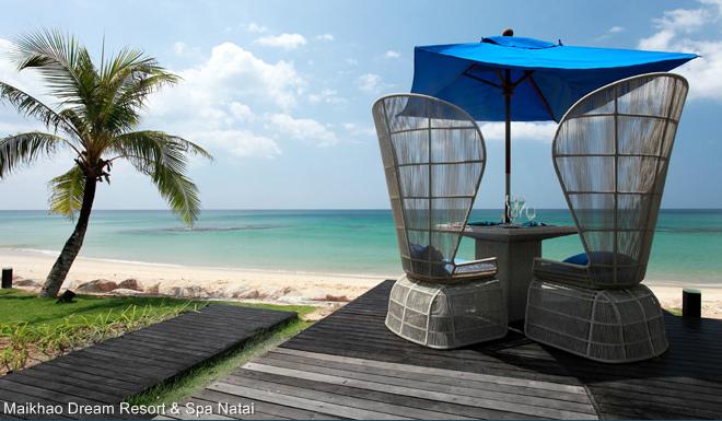 《普吉島飯店推薦》Natai Beach Resort & Spa Phang Nga:納泰海灘水療度假村(餐飲&環境)