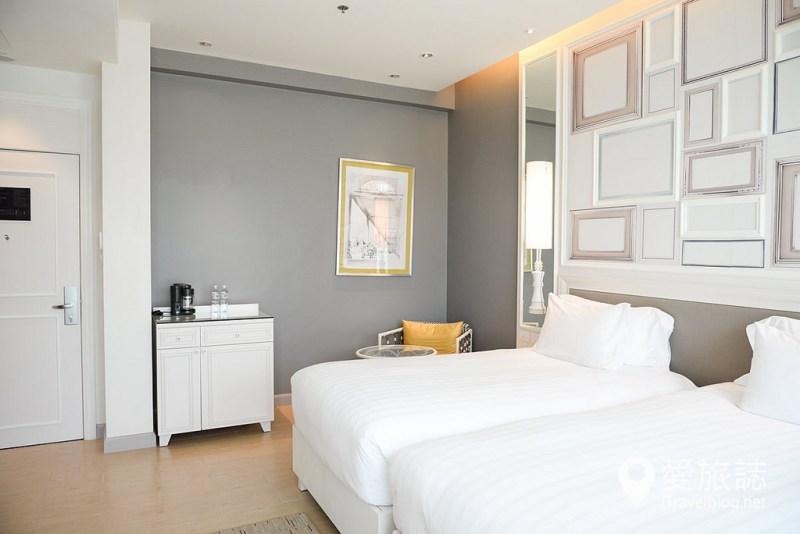 《曼谷飯店推薦》U Sathorn:保證使用24小時的沙吞U酒店