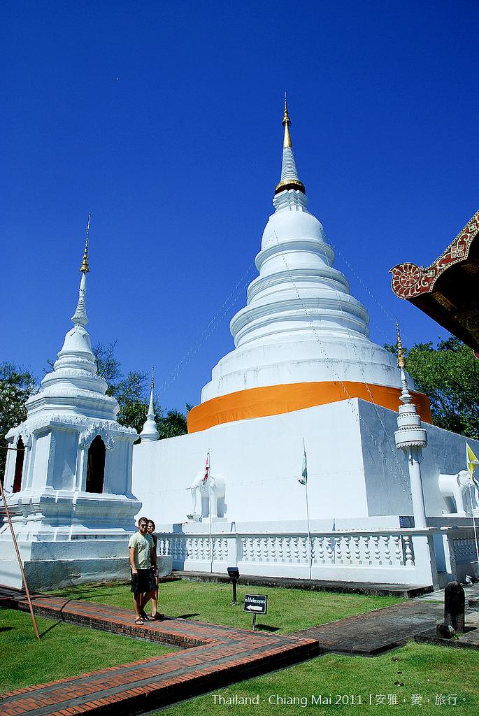 《清邁寺廟巡禮》Wat Phra Singh:清邁水燈節再遊帕邢寺,及祈福來年平安順利