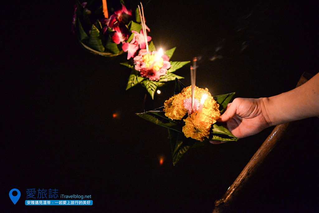 《清邁水燈製作課程》水燈手作課程體驗:全程中文教學三款水燈製作,一起前往湄平河畔施放