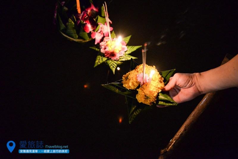 《清邁水燈製作》水燈手作課程體驗:全程中文教學