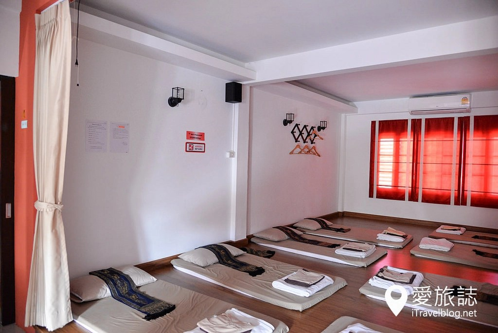 《清邁SPA按摩推薦》Lanna Massage:清邁尼曼路服務品質穩定值得一訪。