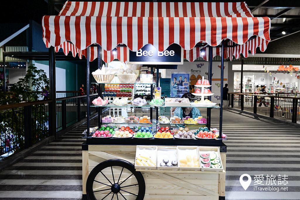 《蘇梅島購物血拼》Central Festival Samui:查汶大街購物中心