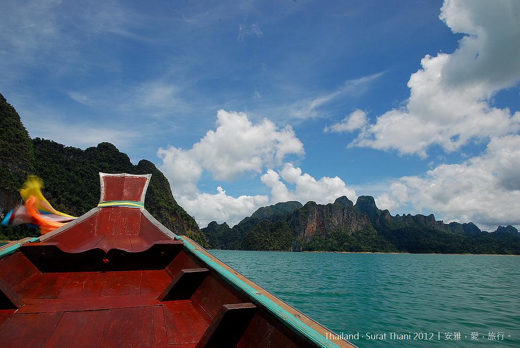 《蘇叻他尼景點》Ratchaprapa Dam拉差吧趴水庫:泰國小桂林