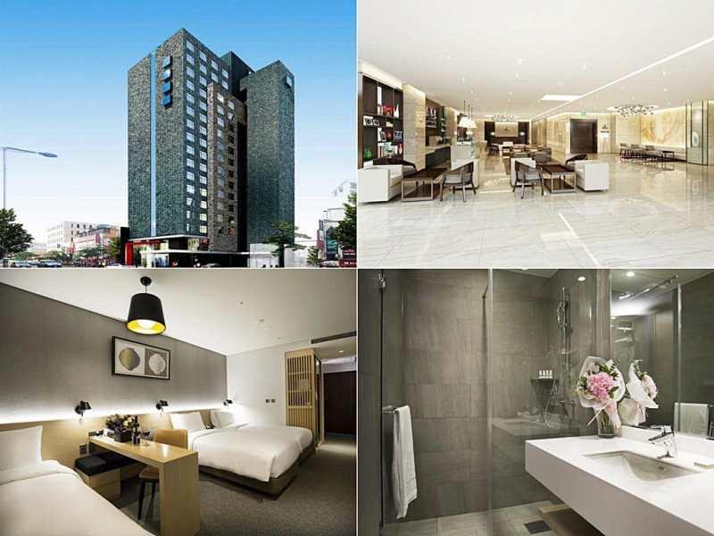 《首爾訂房筆記》2015年11間全新開業星級酒店住宿推介