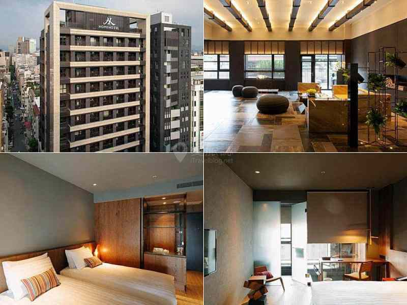 The 15 New Open Hotel in Taipei in 2015, Taiwan.