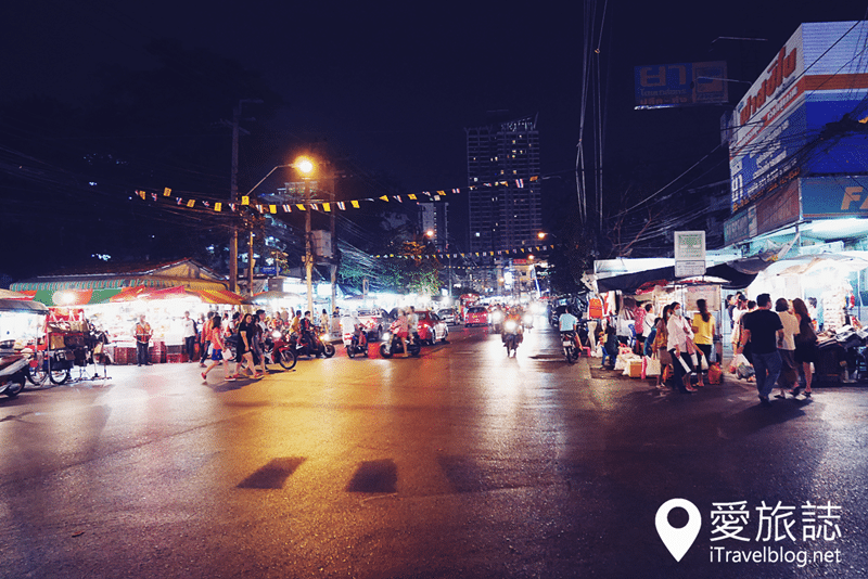 匯狂夜市.Huai Khwang Night Market