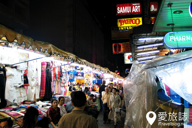 帕彭夜市.Patpong Night Market