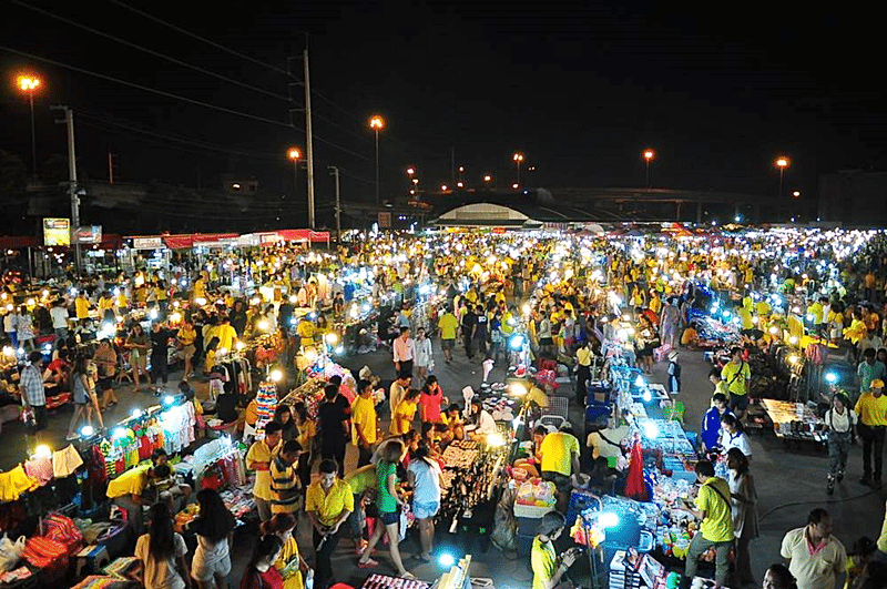 理杜安夜市.Liab Duan Night Market