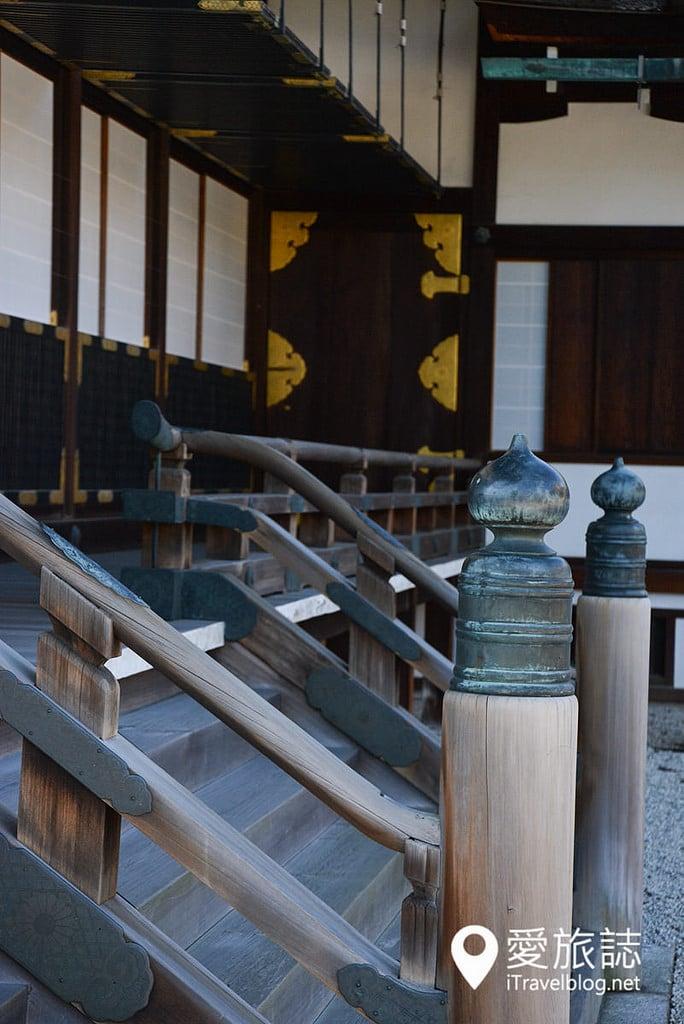 《京都賞楓景點》京都御所無料導覽活動:限定日期公開,記得事前上網預約免費參觀行程。