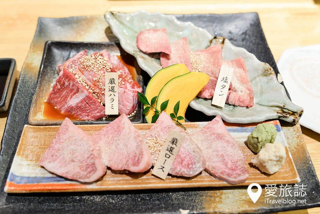 《大阪美食餐廳》大和燒肉やまとく:鶴橋駅旁精緻日式烤肉