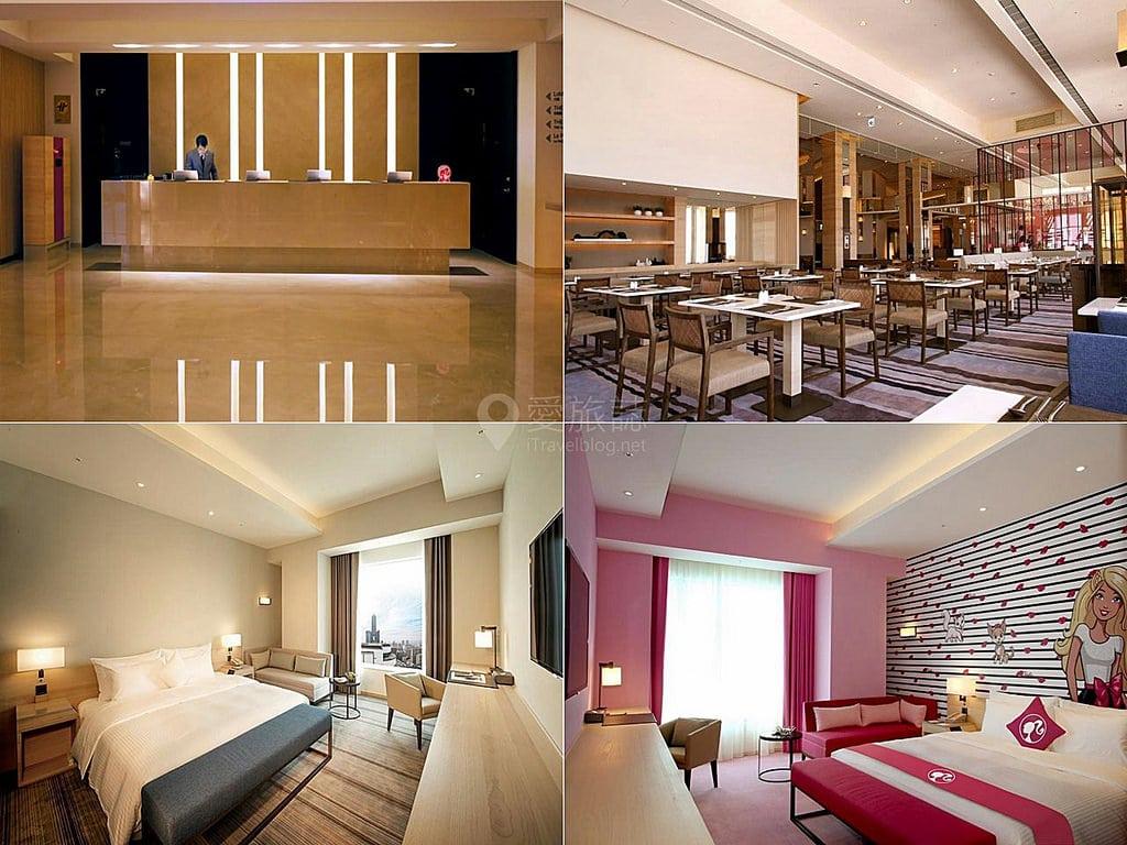 《高雄訂房推薦》2015年13間全新開業酒店.飯店與旅館住宿推介。