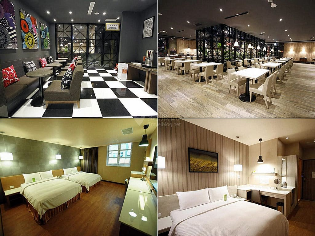 The 13 New Open Hotels in Kaohsiung in 2015, Taiwan