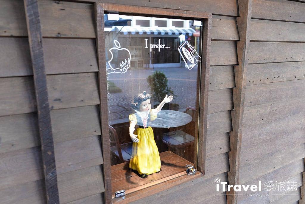 《清邁美食餐廳》Local Cafe @Think Park:融合日泰風格的尼曼商圈創意料理餐廳