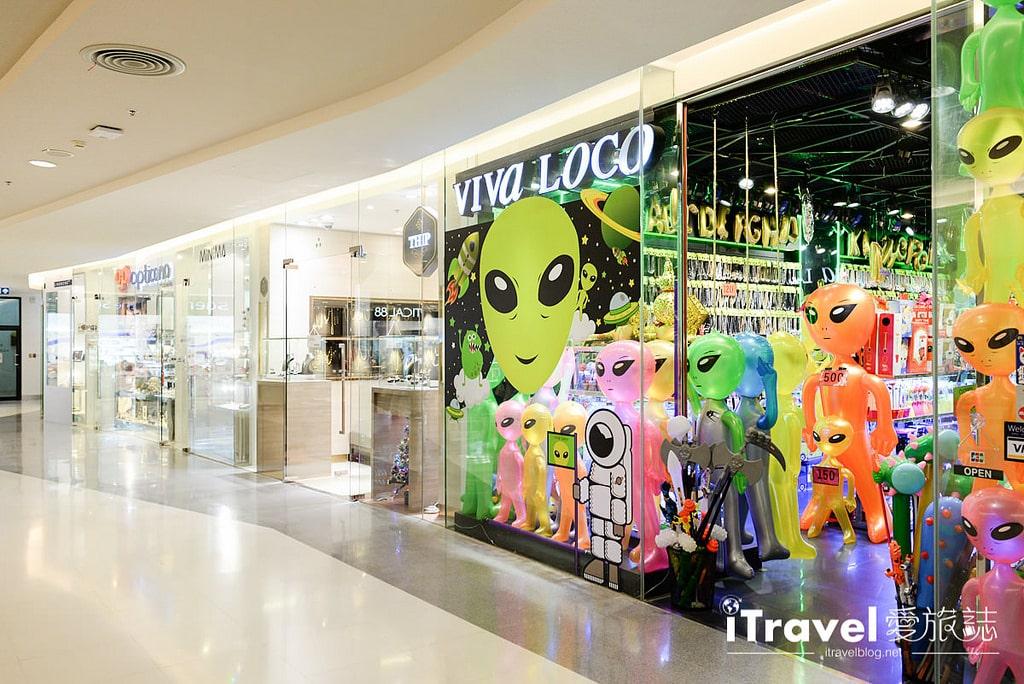 《曼谷購物中心》Silom Complex:捷運站旁在地生活商場