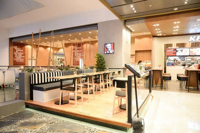 《曼谷美食餐廳》The EmQuartier:街頭小吃精緻風美食街