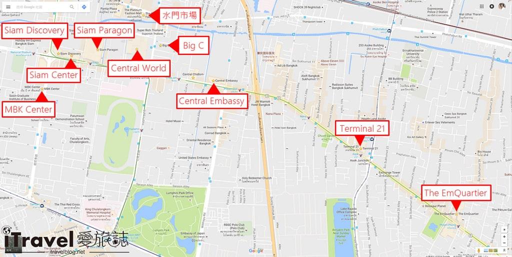 《曼谷住宿筆記》10間百貨公司、購物商場之周邊訂房推薦,搶完低價機票後立即出發!