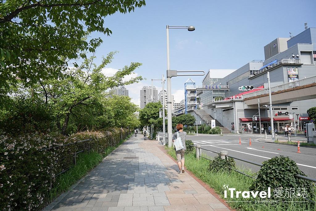 《東京遊船體驗》東京水上巴士:淺草出發40分鐘直達台場