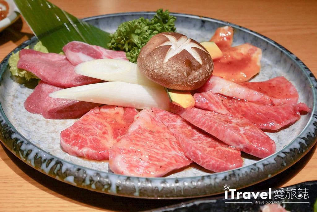 《福岡美食餐廳》大東園燒肉冷麵:超值精緻烤肉定食午餐