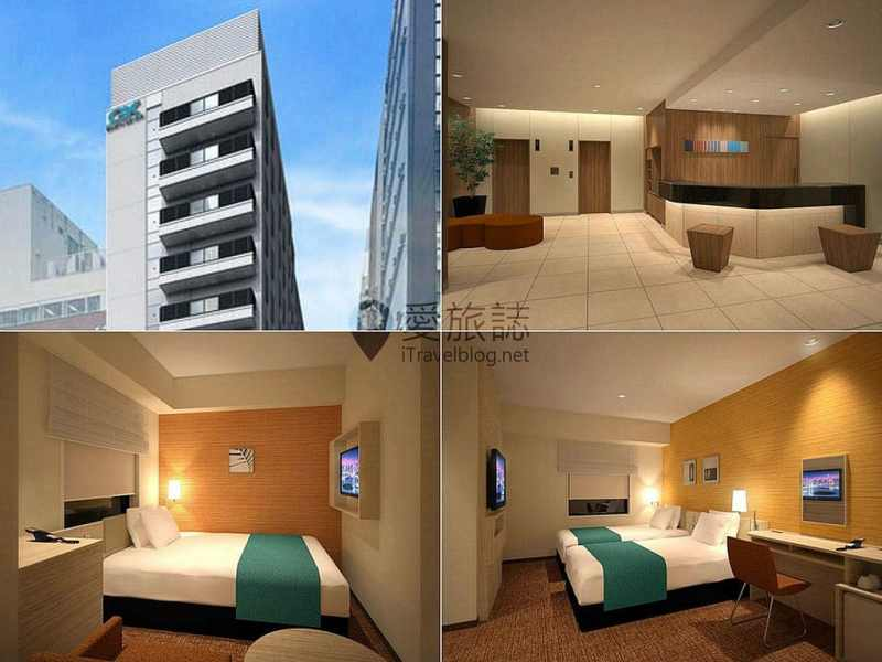 The 32 New Open Hotel, Hostel, Capsule and Guest House in Tokyo in 2016, Japan.