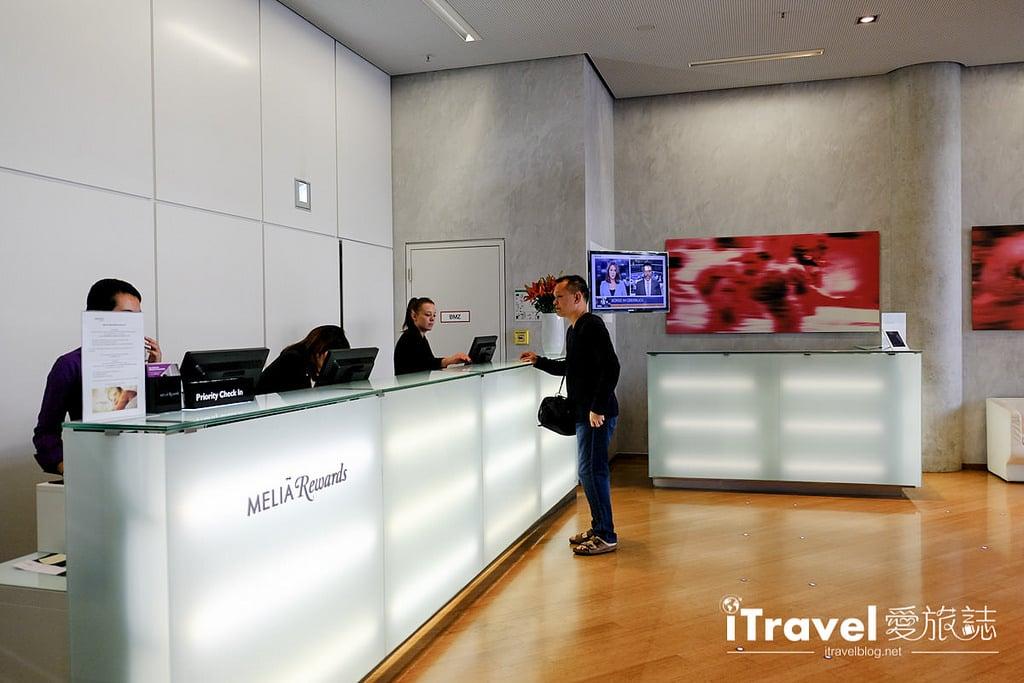 《慕尼黑飯店推薦》怡思得酒店 INNSIDE By Melia:鄰近路面電車與地下鐵的四星級商務酒店。
