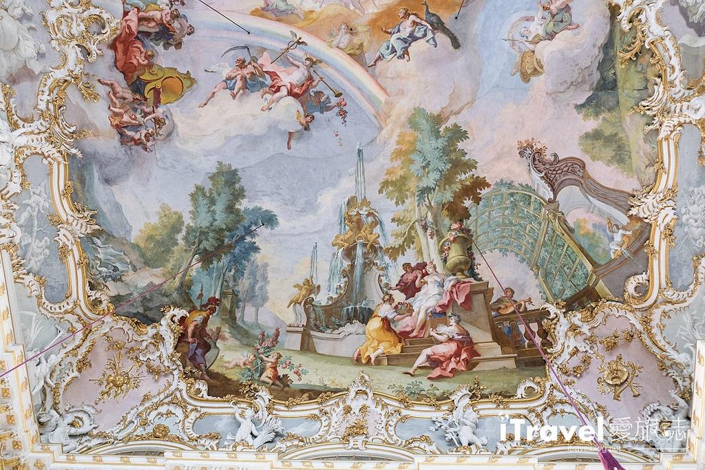 《慕尼黑景點推薦》寧芬堡宮:慕尼黑市區的典雅宮殿建築