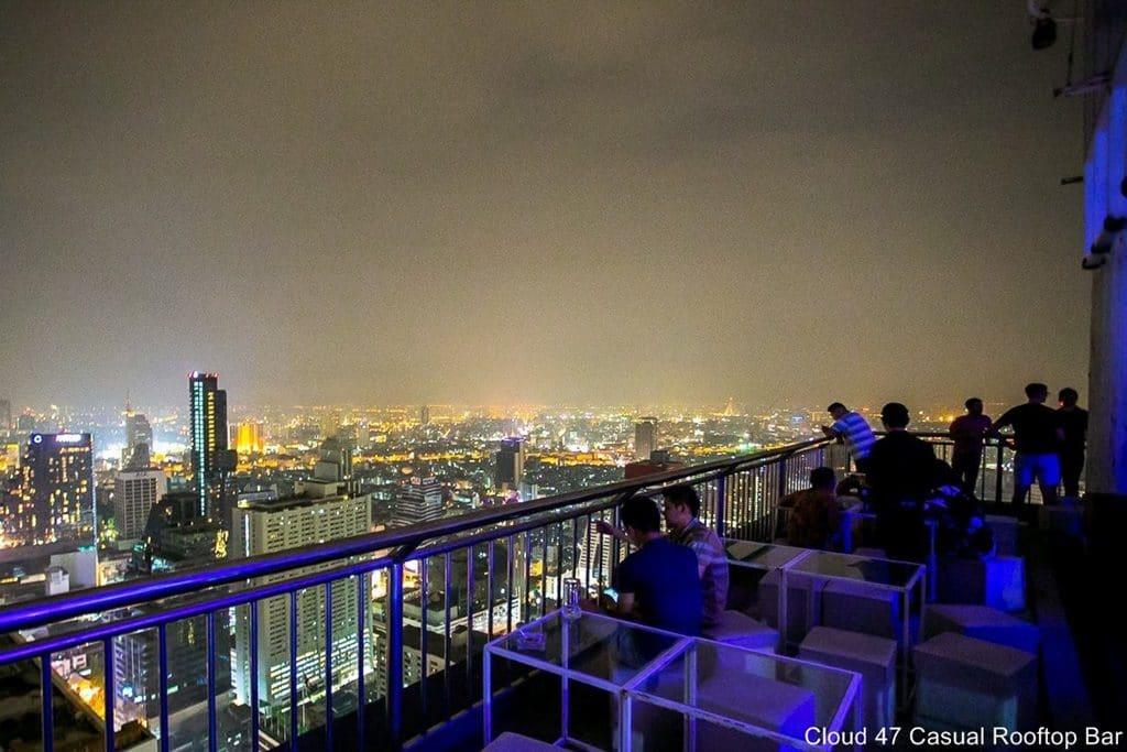 《曼谷高空酒吧筆記》30間天台酒吧推薦集滿的Rooftop Sky Bars攻略懶人包。