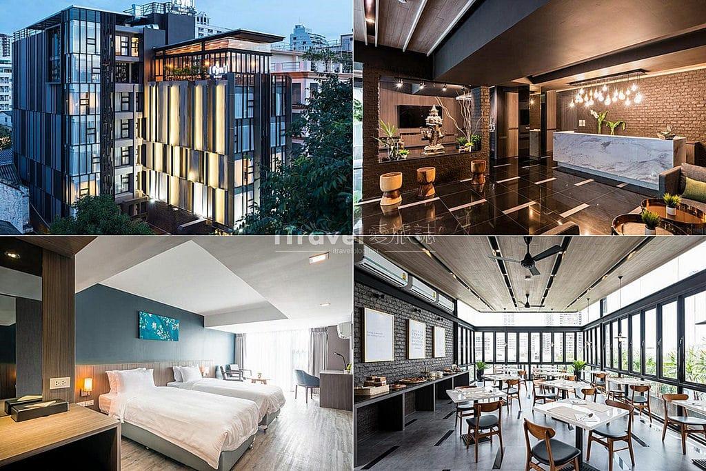 《曼谷訂房筆記》2016年65間新開業平價旅館:省錢住宿新選擇