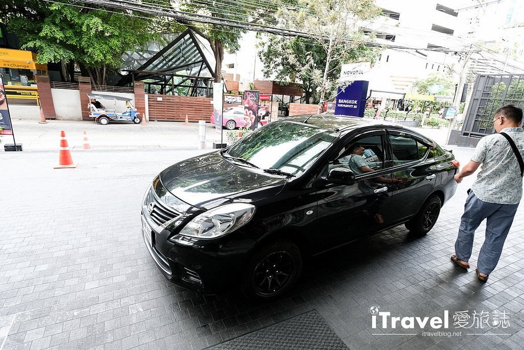 《曼谷自由行》Uber 優步計程車呼叫服務:搭配Google Map,自行打造曼谷包車自由行。